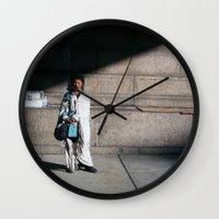 Windy NY Wall Clock