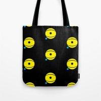 Lazy Eye Tote Bag
