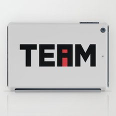 The i in TEAM iPad Case