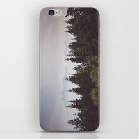 Mountain Range iPhone & iPod Skin