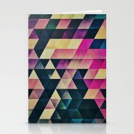 Stationery Cards featuring Dynt Cyre by Spires