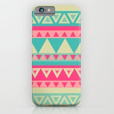 Tropical Tribal Slim Case iPhone 6s