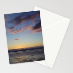 Falling Light Stationery Cards