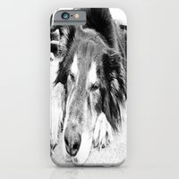 Tired Old Dog iPhone 6 Slim Case