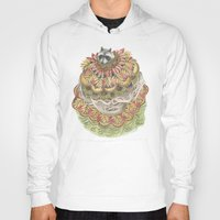 Quilted Forest: The Racc… Hoody