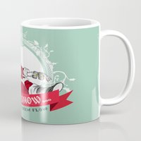 Tis the season to be Jolly Mug