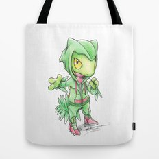 Turning a New Leaf Tote Bag