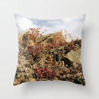 Soul Nature Throw Pillow