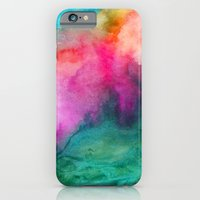 iPhone & iPod Case featuring Staring at the Ceiling by Jacqueline Maldonado