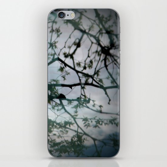 tree mystery iPhone & iPod Skin
