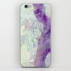 Figura Palindroma iPhone & iPod Skin