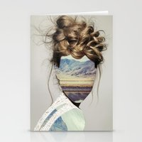 Haircut 1 Stationery Cards