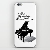 Pianist, Frédéric Chopin iPhone & iPod Skin