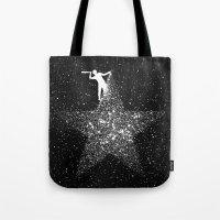 Stargazing Tote Bag