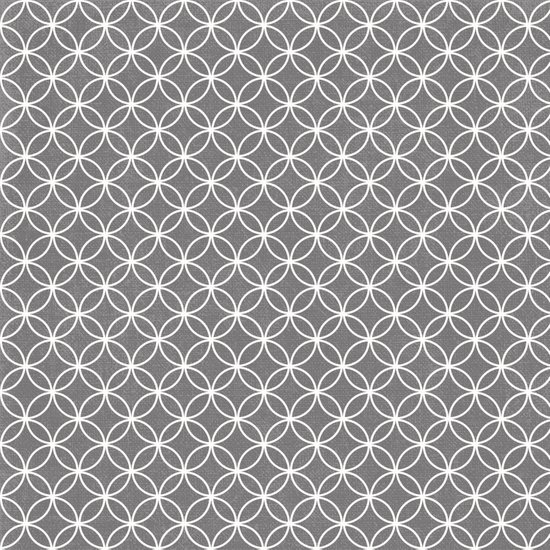 wedding ring pattern-gray Art Print