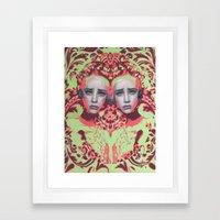 Amazon By Alex Garant Framed Art Print