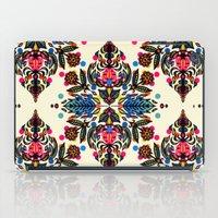 Bright Folk Art Pattern … iPad Case