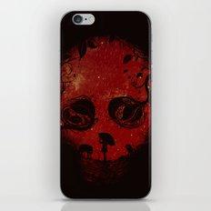 Red Encounter iPhone & iPod Skin