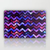 Galactic Chevron Laptop & iPad Skin