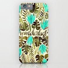 Tropical Wanderlust – … iPhone 6 Slim Case