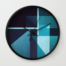 Abstract #141 Wall Clock