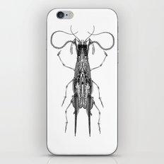 Entomologic Bones iPhone & iPod Skin