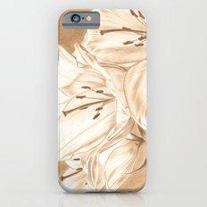 Lilies iPhone 6 Slim Case