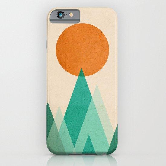 No mountains high enough iPhone & iPod Case