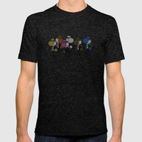 Reservoir Yoshis Mens Fitted Tee Tri-Black SMALL