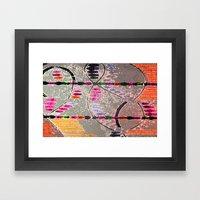 Jewels I Framed Art Print