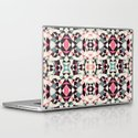 Retro Light Tribal Laptop & iPad Skin