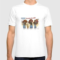 Scotties For All! Mens Fitted Tee White SMALL