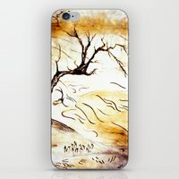 landscape Blossom iPhone & iPod Skin