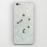 Libra x Astrology x Zodiac iPhone & iPod Skin