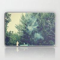 through smoke Laptop & iPad Skin