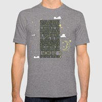 All Of The Stars  Mens Fitted Tee Tri-Grey SMALL