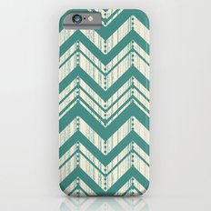 Weathered Chevron iPhone 6 Slim Case