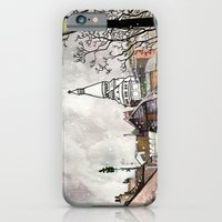 Sacre-Coeur iPhone 6 Slim Case