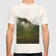 T-shirt featuring Green Land by Jane Lacey Smith