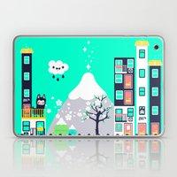Small Town Laptop & iPad Skin
