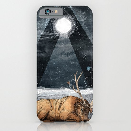 The Unsleeping Dream iPhone & iPod Case