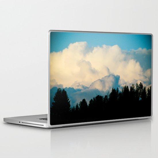 Delineation Laptop & iPad Skin