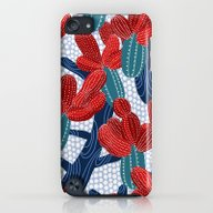 iPhone & iPod Case featuring Winter Cactus by Frameless