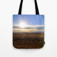 Wyoming Sunset 2 Tote Bag