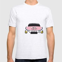 930/78-1 Mens Fitted Tee Ash Grey SMALL