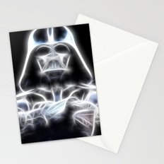 Darth Vader Electric Ghost Stationery Cards