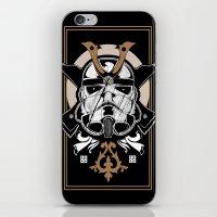 Trooper X Samurai iPhone & iPod Skin