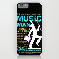 The Music Man iPhone 6 Slim Case