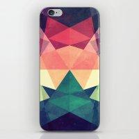 Looking at stars iPhone & iPod Skin