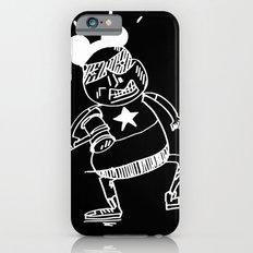 villain in black iPhone 6 Slim Case
